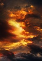 What happens in the sky ? by JPGphotos