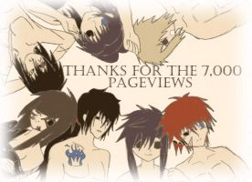 Thanks for the 7,000 by Yori-Rinzo-Shimize