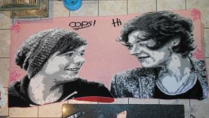 Harry Styles and Louis Tomlinson FINISHED by Maintje