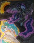 The nightmare within  by lulu221144