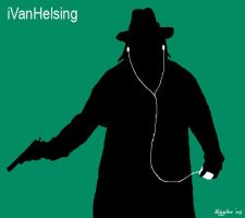 iVanHelsing by cardinalbiggles