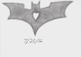 The Dark Knight Rises - A Tribute For Colorado by SunlightRyu
