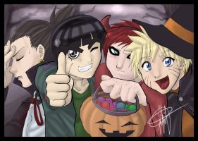 Trick or Treat? by fer-nanda-ssk