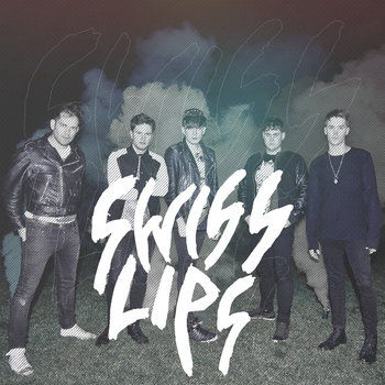 Swiss Lips - CD/LP cover by h3nrassc