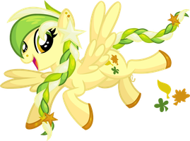 Shamrock Star (PYOP Adopt Result) by equinepalette