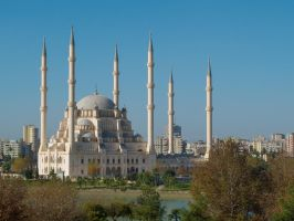 Adana Mosque by bluejay88