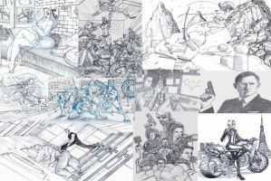 Collection FB Cover by DerekDwyer