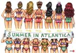 Summer in Atlantica full by AkaAmamura20