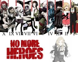 No More Heroes - The UAA by Gallack