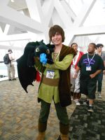 Otakon 2012 - Hiccup [How To Train Your Dragon] by Angel1224