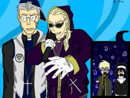 Hellsing: Iscariot 13 Rap Jesus Walks by Niva95