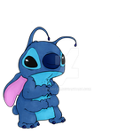 Sad Stitch by arnecke