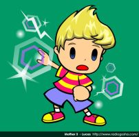 Lucas - Mother 3 by GoshaDole