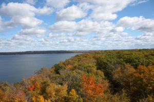 Potowatomi State Park by thriftyredhead