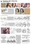 Tutorial: More Detailed Hair (Page 8) by ReiRobin