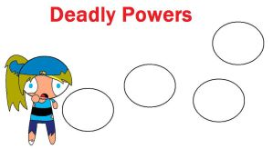Deadly Powers cover so far by cupcakemadness237