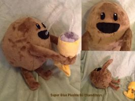 Eat a Tube of Super Glue Plushie by Chanditoys