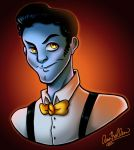 Slick Bow Tie by Anamated