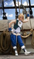 Zidane from Final Fantasy 9 by AshBimages
