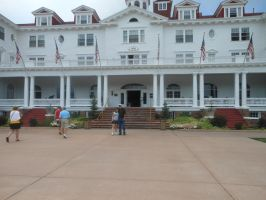Another Trip to the Stanley Hotel 2013 by peppermix14
