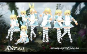 Alice 2.0 by Imalune