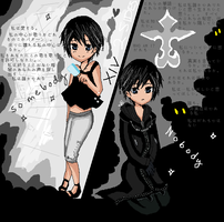 Xion: Two sides by Soramii