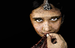 Indian Girl 2 by Onzamour