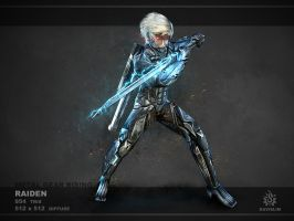 MINI Raiden by davislim