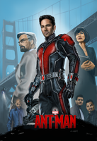 Antman version 2 by billycsk