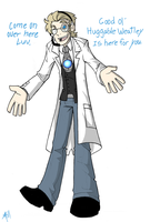 Wheatley is ready by Inverted-Mind-Inc