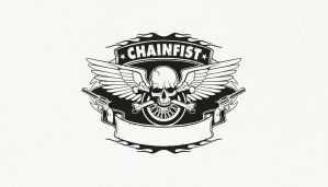 Chainfist logo by phoebus-chango