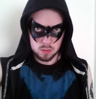 Nightwing again, but better by Xaphriel