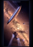 HOMEWORLD - The Painting by Andr-Sar