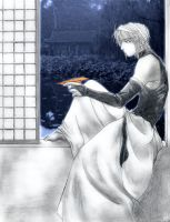 classic sanzo by animegher