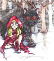 Red riding hood by FORMALYNN