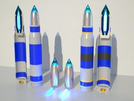 Ammo Types: Cryogenic Luxx Crystal Bullets by KillSwitchWes