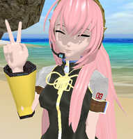 MMD DT Luka by MelissaChao
