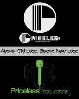 New Priceless Productions Logo by Schizoepileptic