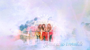 TaeTiSeo Twinkle HD Wallpaper by yoojinkim