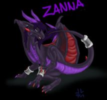 Zanna the Beautiful by Spartan-029