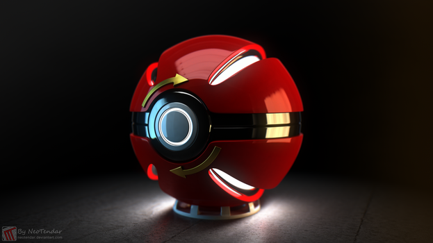 PKMN Unlimited - RepeatBall 2.0 by NeoTendar