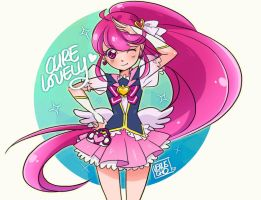 Cure Lovely by venuscho
