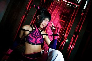 Han Juri2_Street Fighter by AMPLE-COSPLAY
