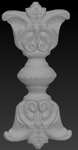 Zbrush Furniture Detail 02 by emm0r3d
