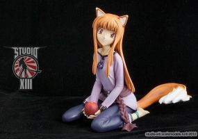 Horo on knees garage kit figure by Michael-XIII