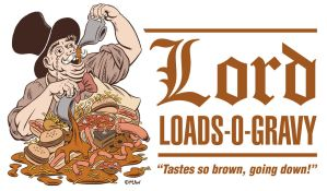 Lord Loads-o-Gravy Logo by Huwman