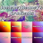 Joeleneybeaney's Gradients by JoeleneyBeaney