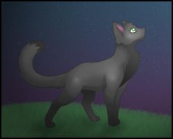 Hollyleaf - Holding On by Kihtra