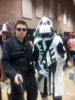Hamilton Comicon - This Guy. by TheWarRises