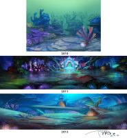 Undersea 2009-2013 by phomax